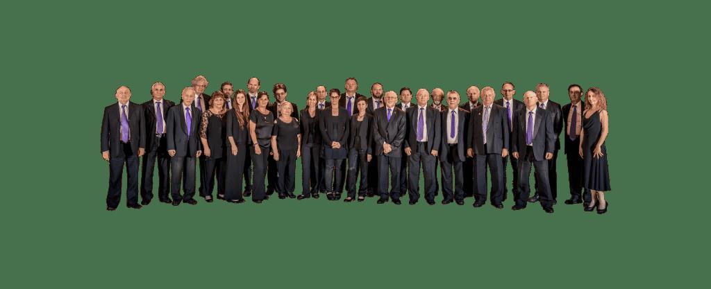 חברי התזמורת
