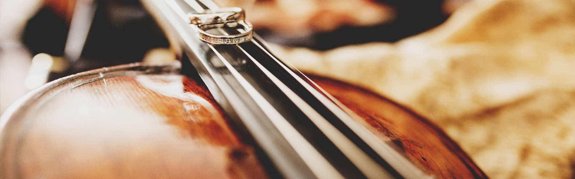תמונה של כינור