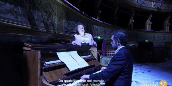תמונה מתוך קונצרט דמדומי החלומות עומר ולבר